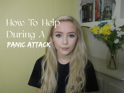 How To Help Someone Through A Panic Attack