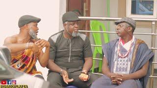 AFRICAN PARENTS {THE ELDERS MEETING} | Homeoflafta Comedy
