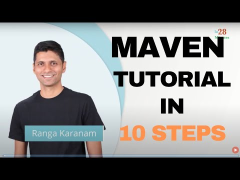 Maven Tutorial for Beginners : with Eclipse