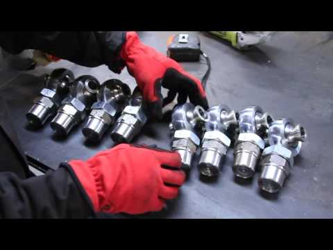 Making Control Arm Links