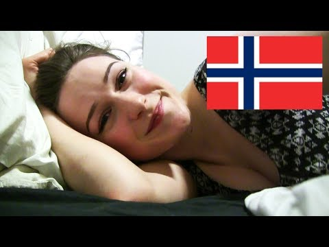 Vlog: A day with me (speaking norwegian, english subs)