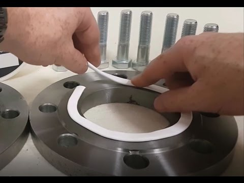 How to Create Instant Gaskets with Expanded PTFE Gasket Tape