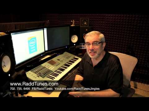 What is a Jingle? | TV, Radio Commercial Jingles Production | Peter Radd