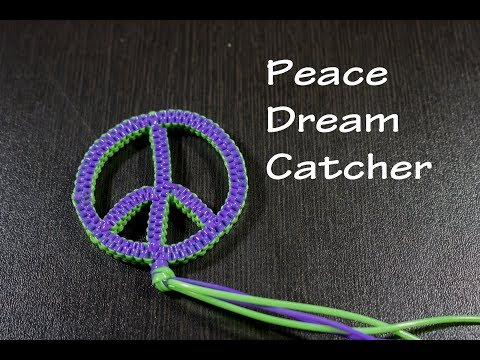 Scooby Dream Catcher | Letter O Scoobie | Peace Dream Catcher
