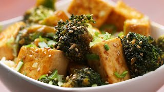Chinese Takeout-Style Tofu And Broccoli