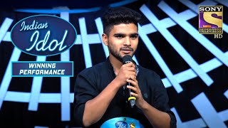 Salmaan Ali ने Stage पे Sufi का  माहौल बनाया! | Indian Idol | Winner