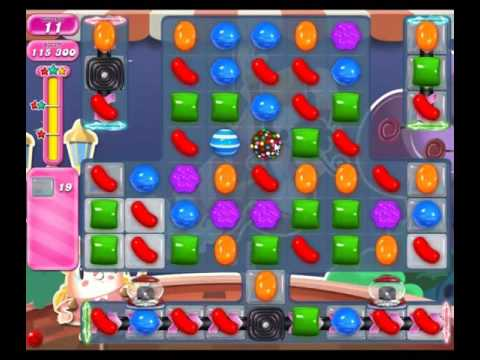 Candy Crush Saga Level 2184 - NO BOOSTERS