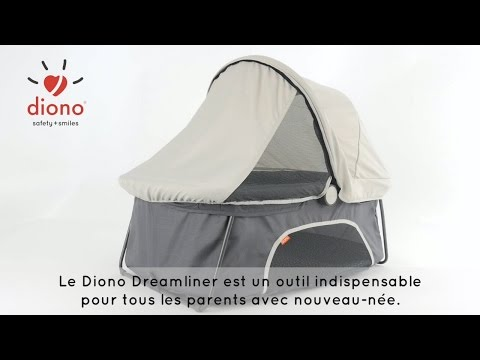 Diono Dreamliner Product Video - Canada French