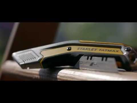Stanley FatMax ExoChange retractable utility knife