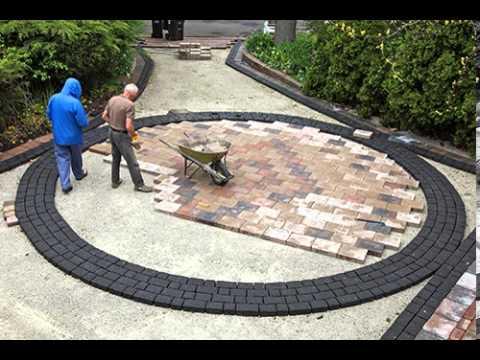 Paving a Circle