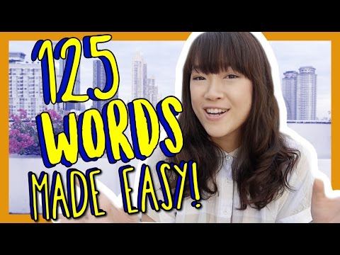 Learn 125 Beginner Thai Words with Ja! Thai Vocabulary Made Easy