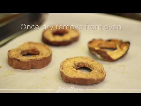 DIY Sweet Potato Rope Chew