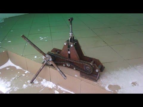 Homemade Roller Bender part 1