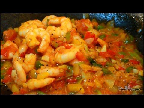 Sweet Chilli King Prawns | Recipes By Chef Ricardo