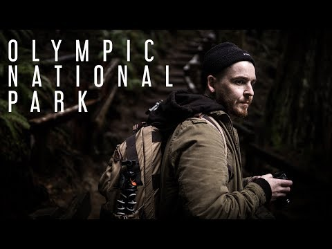 AMTRAK ACROSS AMERICA - Episode 3 (Olympic National Park)