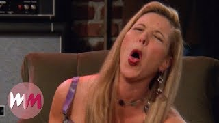 Top 10 Funniest Phoebe Moments on Friends