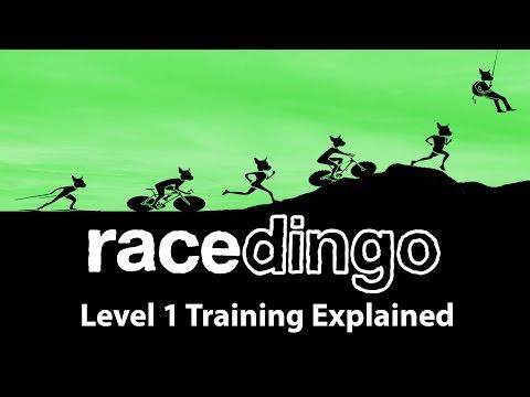 Level 1 Training Explained - Recovery & Build Endurance
