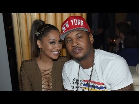 Carmelo Anthony Admitted to Cheating on Wife La La Source Says