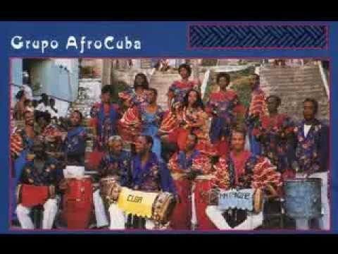 Palo ya ya                                                           Grupo Afrocuba