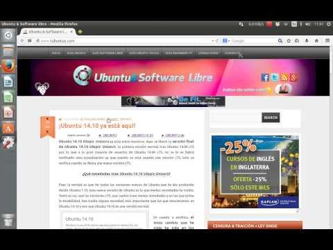 Ubuntu 14.10 32 o 64 bits