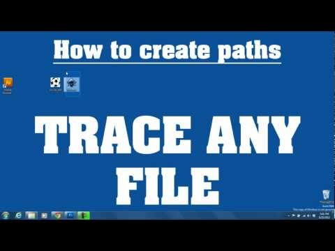 Convert ANY file to a Vector - Free and Easy Tutorial .JPG .PNG .EPS .GIF