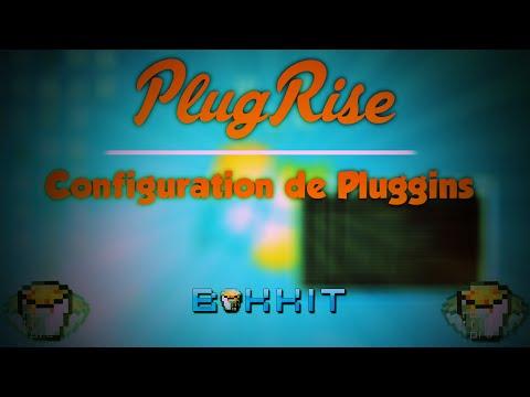 PlugRise #1 - Créons notre serveur - Server.Properties / Premier Plugins  [MOTD]!
