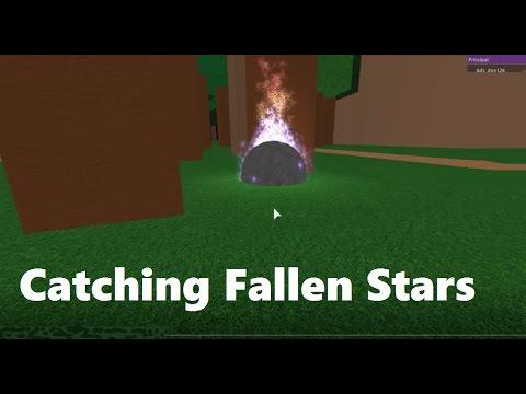 Catching Fallen Stars (ROBLOX High School)