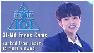PRODUCE X 101 (프로듀스X101) CENTER VOTING - SOURCE MUSIC KIM HYUBIN