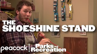 Best Of The Shoeshine Stand - Parks and Recreation