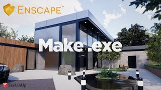 How to use Proxy | Enscape for Sketchup