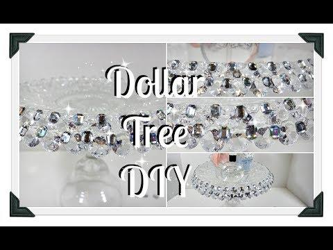 💎DIY Dollar Tree Cake Stand💎