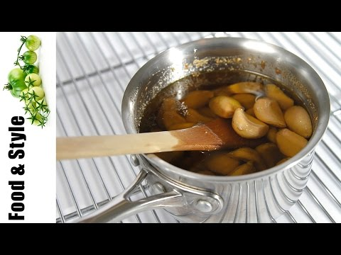 Garlic Confit - A Foolproof Recipe to Make this Gourmet Condiment!