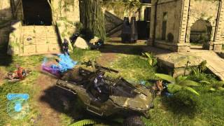 Halo: The Master Chief Collection - Let's Play Halo 2 Anniversary: Delta Halo - Part 6