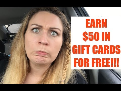 How to get a FREE $50 Target Gift Card!!!