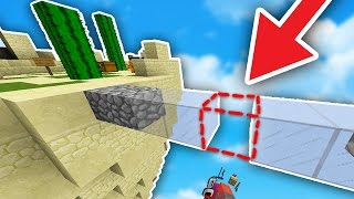 WHEN YOU FAIL AT SKYWARS! (Minecraft TROLLING)