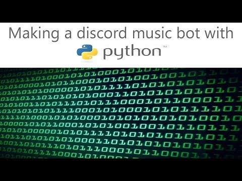 How to make a Discord Music Bot (Easy!)