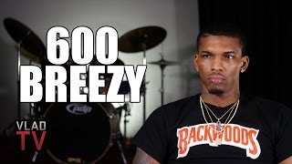 600 Breezy on Rico Recklezz: I Came Out With My Guns, But He Never Pulled Up