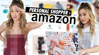 I Let An Amazon Personal Shopper Style Me