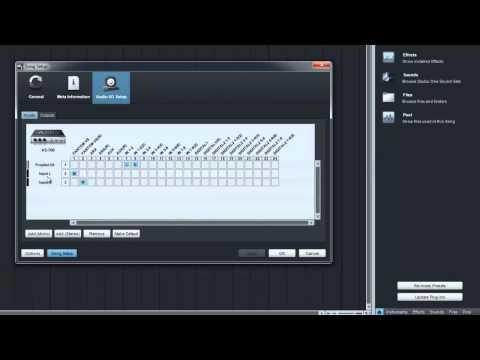 Setting up your interface in Studio One