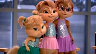 Tekno - BE (Official Chipmunks & Chipettes) Video