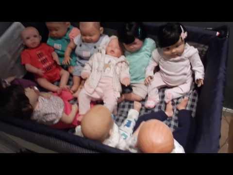 Reborn Baby Nursery Tour! New Nursery!