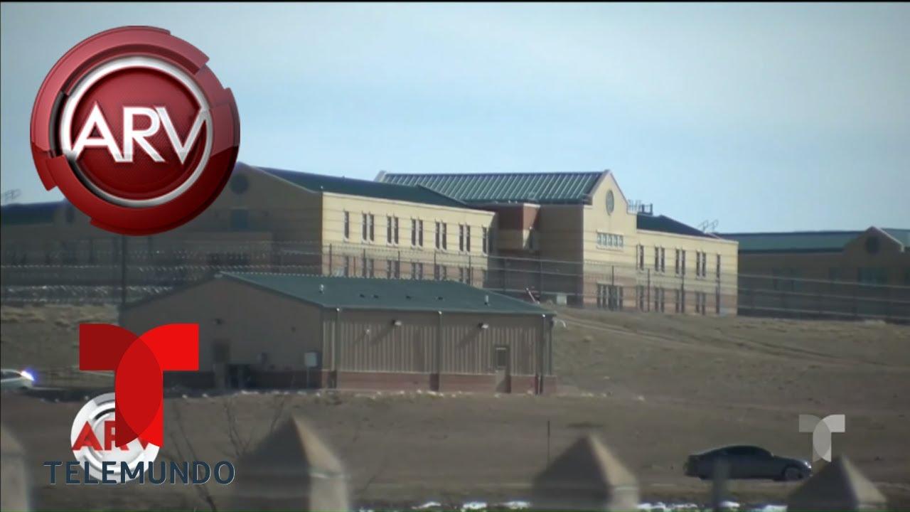 Esta es la cárcel a la que irá El Chapo Guzmán | Al Rojo Vivo | Telemundo