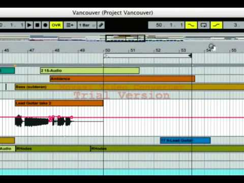 Recording Audio with Ableton Live 8