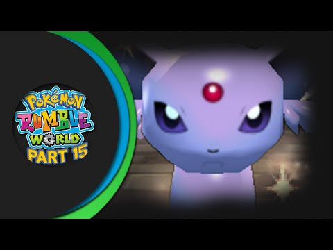Pokémon Rumble World Walkthrough: Part 15 - The Highway To The Beginning of It All! [HD]
