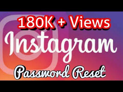 Instagram Forget Login Username or Password Solved