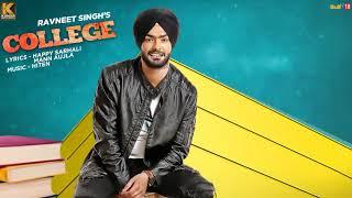 Ravneet Singh - College | Promo