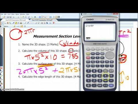9mat Exam Measurement Level 5