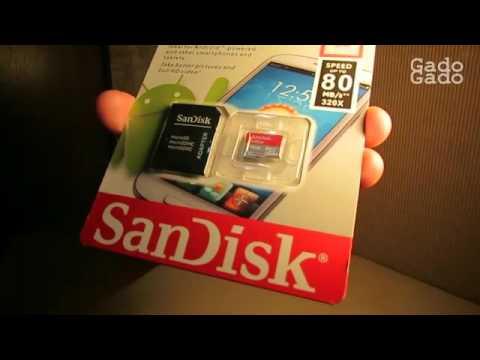 Ini MicroSD SanDisk Ultra Asli Atau Palsu ?