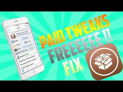 (FIX) Cydown & Cydia Enable (Free Cydia Tweaks)