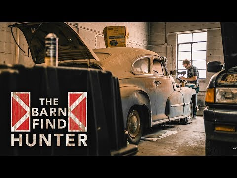 Xxx Mp4 Small Towns Harbor The Best Barn Finds Barn Find Hunter Ep 62 Part 3 4 3gp Sex